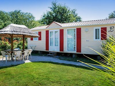 Photo for Camping Mayotte Vacances ***** - Mobile home Classic 4 rooms 6 people