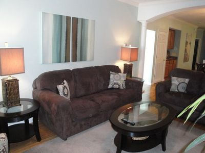 Photo for Beautiful 2 bedroom / 2 bath condo with Gulf view!