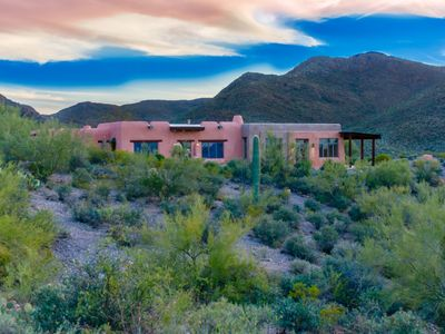 Experience The Wild West On The Doorstep Of The Saguaro National Park