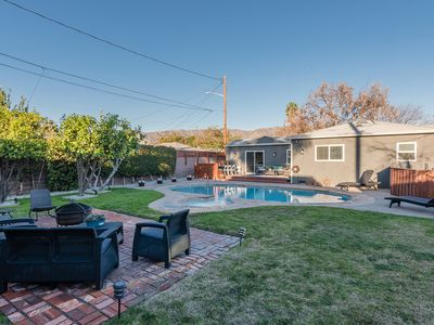 Photo for Spacious Home with pool near all Burbank studios!