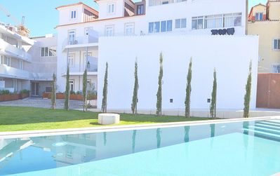 Photo for Luxury & View in the heart of Lisbon with Swimming Pool & Garden - RH AURA 19