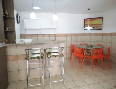 Photo for Suitable for 6 people with barbecue, 3 pools and breakfast!