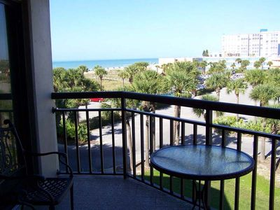 Photo for Gulf Strand Resort 408 1BR 2BA