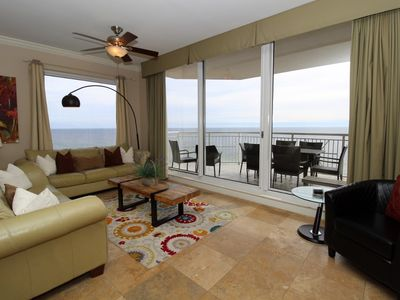 Photo for Indigo West 1001- Beach Front View with Luxurious Interior and Amenities!