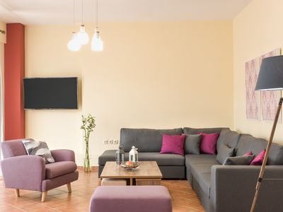 Photo for Zampelia Apartment - Cozy apartment near the sea and the city center of Chania