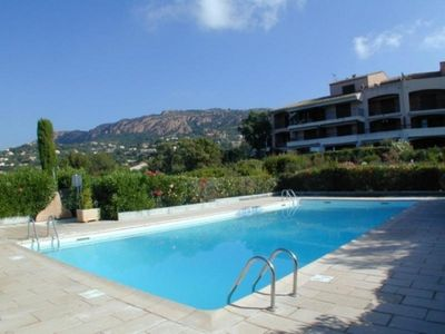 Photo for Apartment Agay, 2 rooms, 5 persons