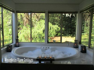 Photo for Dandenong Ranges Cottages-Mountain View Cottage