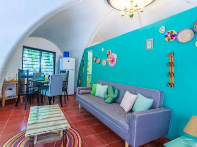 Photo for Private Cozy Bungalow with all the needs to make yourself at home.