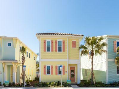 Photo for Margaritaville Resort Orlando - 3 bedroom/3 bath cottage - 3004 Salted Rim Road