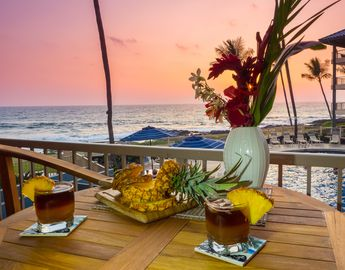 Sunset in Paradise! Direct Ocean View Kona Reef 1BR/1BA **Last Minute Specials**