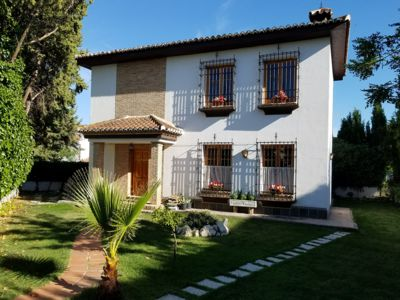 Photo for Beautiful villa in Granada, experience Andalusia, jewel of southern Spain