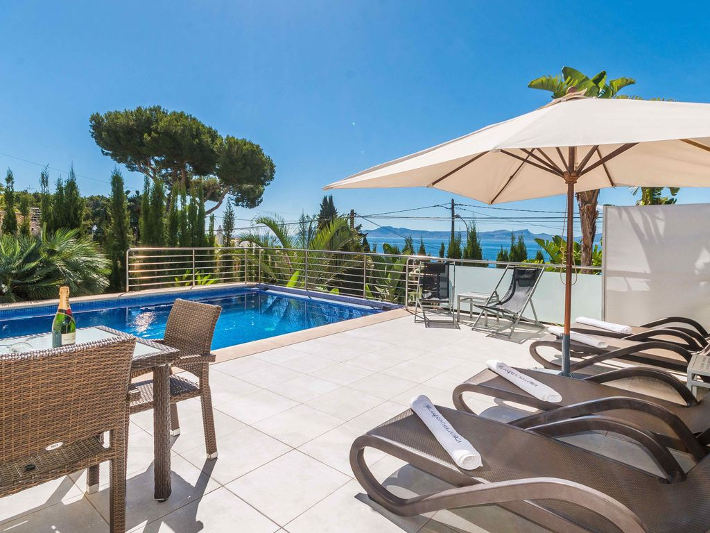 Luxury Villas In Majorca With Private Heated Pool