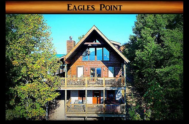 Eagles point vrbo for Eagles view cabin sevierville tn
