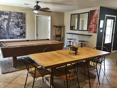 Photo for Modern, Spacious Accommodations with a Pool and DirecTV in Old Town