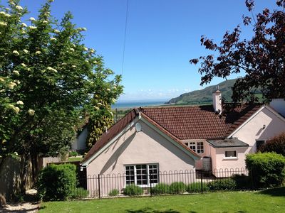 Photo for IDEAL EXMOOR LOCATION HOMELY 4 BED HOUSE, GARDEN, SEA VIEWS FAMILY/DOG FRIENDLY!