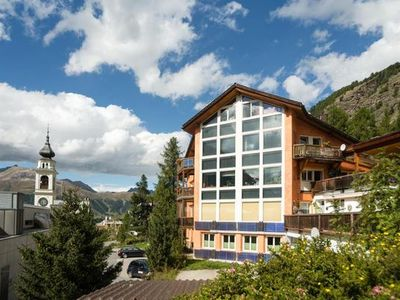 Photo for Holiday apartment Pontresina for 2 - 5 persons with 2 bedrooms - Holiday apartment