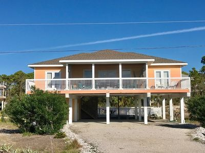 Photo for The Pesky Pelican - 4 BR 2 Bath - Pool - Gulf Views