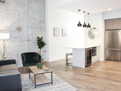 Photo for Gorgeous Condo in Unbeatable Downtown Location