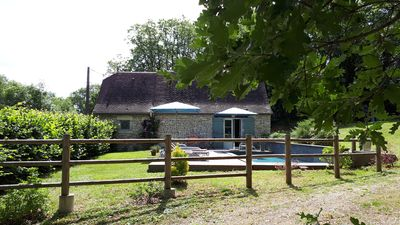 Photo for Quiet house on the causse du Quercy