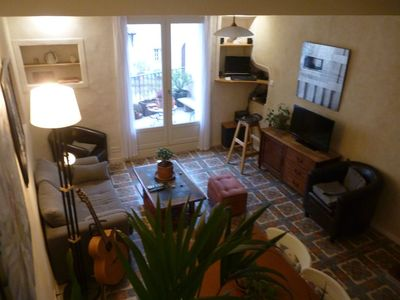 Photo for Authentic house completely renovated on 4 floors in Languedoc Roussillon