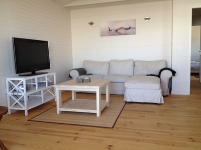 Photo for CHALET 2 LARGE ROOMS COMFORTABLE WITH THE SEA