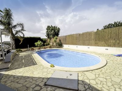 Photo for Beautiful private villa for 10 guests with WIFI, private pool, TV and parking