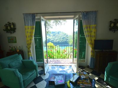 Photo for Cozy Holiday Home in Lerici Italy with Sea Nearby