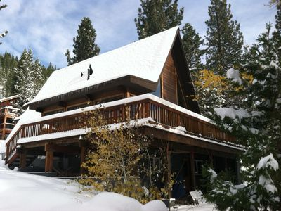Photo for The Ultimate Ski House In Walking Distance To Squaw!!