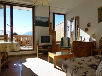 Photo for Studio Vacation Rental in L'ALPE D'HUEZ