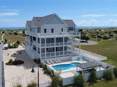 Photo for Luxurious Island Home- Elevator, Pool, Hot Tub, Tiki Bar, GameRm, Fenced Dog Run