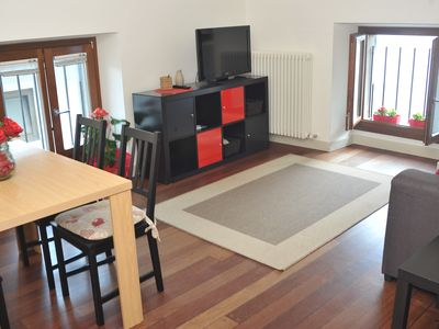 Photo for Antico Pozzo Apartment- historical centre- free wi-fi and car park