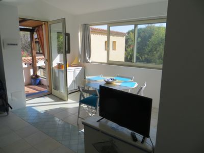 Photo for APARTMENT - FREE ON FOUR SIDES 600 m from the sea - Rena Majore (S. Teresa)
