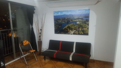 Photo for Furnished apartment in Medellin Parking