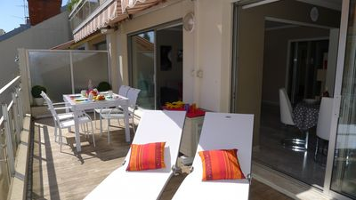 Photo for CITY ZEN AP3084 by RIVIERA HOLIDAY HOMES - Apartment for 4 people in Nice