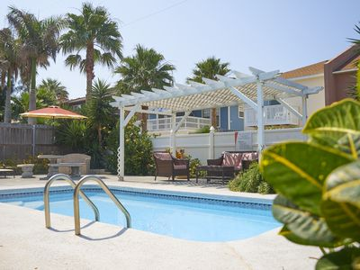 Photo for Casa Malbec A - Awesome 3 Bedroom Top Floor, Walk to the beach - PadreVacation