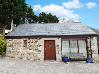 Photo for OAK, pet friendly, with a garden in Falmouth, Ref 960155