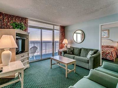Photo for Sea Watch 705 - GREAT Oceanfront Condo!