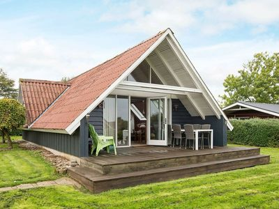 Photo for Unique Holiday Home in Hejls Denmark with Roofed Terrace