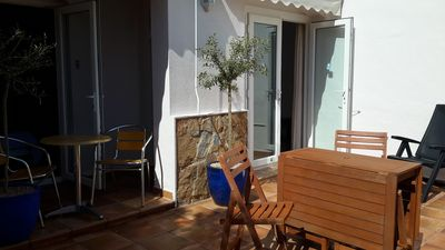 Photo for A gem of a 1-Bedroom Garden Apartment in the heart of Bellaluz Village