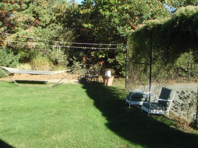 Photo for Private Hamptons Summer Retreat Convenient to beaches, shopping & restaurants
