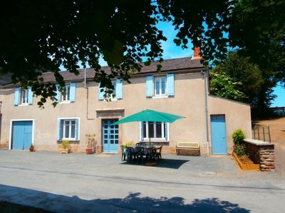 Photo for Gite Le Masnau-Massuguiès, 3 bedrooms, 6 persons