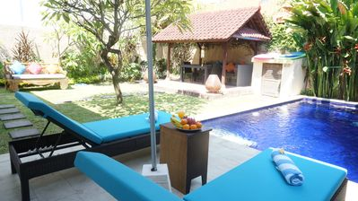 Photo for 3BR Villa Vacation Rental in Legian, Kuta, Bali