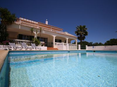 Photo for Lovely villa with 3 bedrooms and pool with great location.
