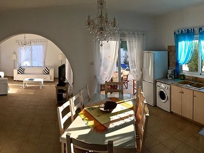 Photo for Vacation home Thalassines Beach Villas in Ayia Napa - 8 persons, 4 bedrooms