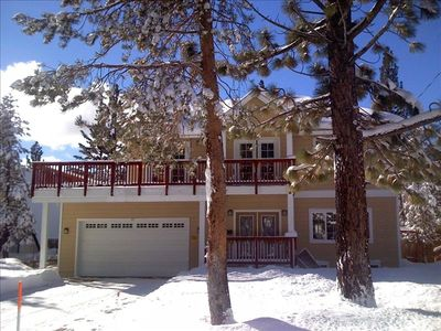 Photo for Luxury & Fun for everyone even pets! Hot tub, Pool Tbl,close to Ski,lake,kayak