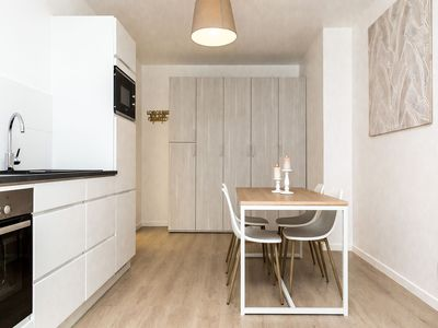 Photo for Leda - Charming studio in the heart of EU District