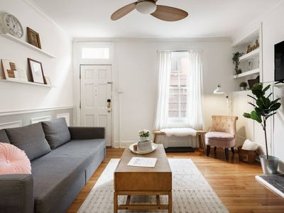Photo for Modern Farmhouse Style in Historic Center City Home
