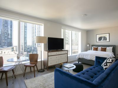 Photo for Lively Studio in Rincon Hill by Sonder