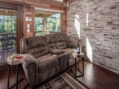 Photo for Lucky Bear Lodge - Three Bedroom Cabin