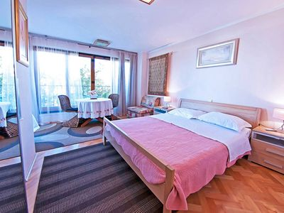 Photo for Rose apartment at beach villa